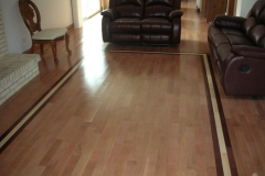 Pre-finish floor Red Oak 02