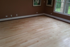 Pre-finsh floor Appalachian Maple11