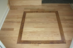 new floor red oak satin04