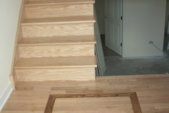 new floor red oak satin06