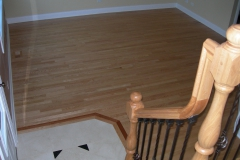 new floor red oak satin08
