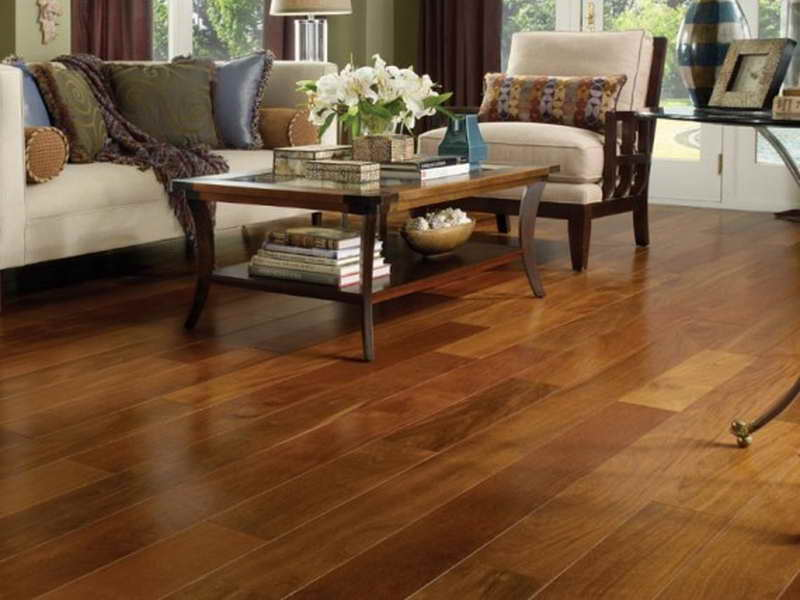 Hardwood Laminate Flooring 6