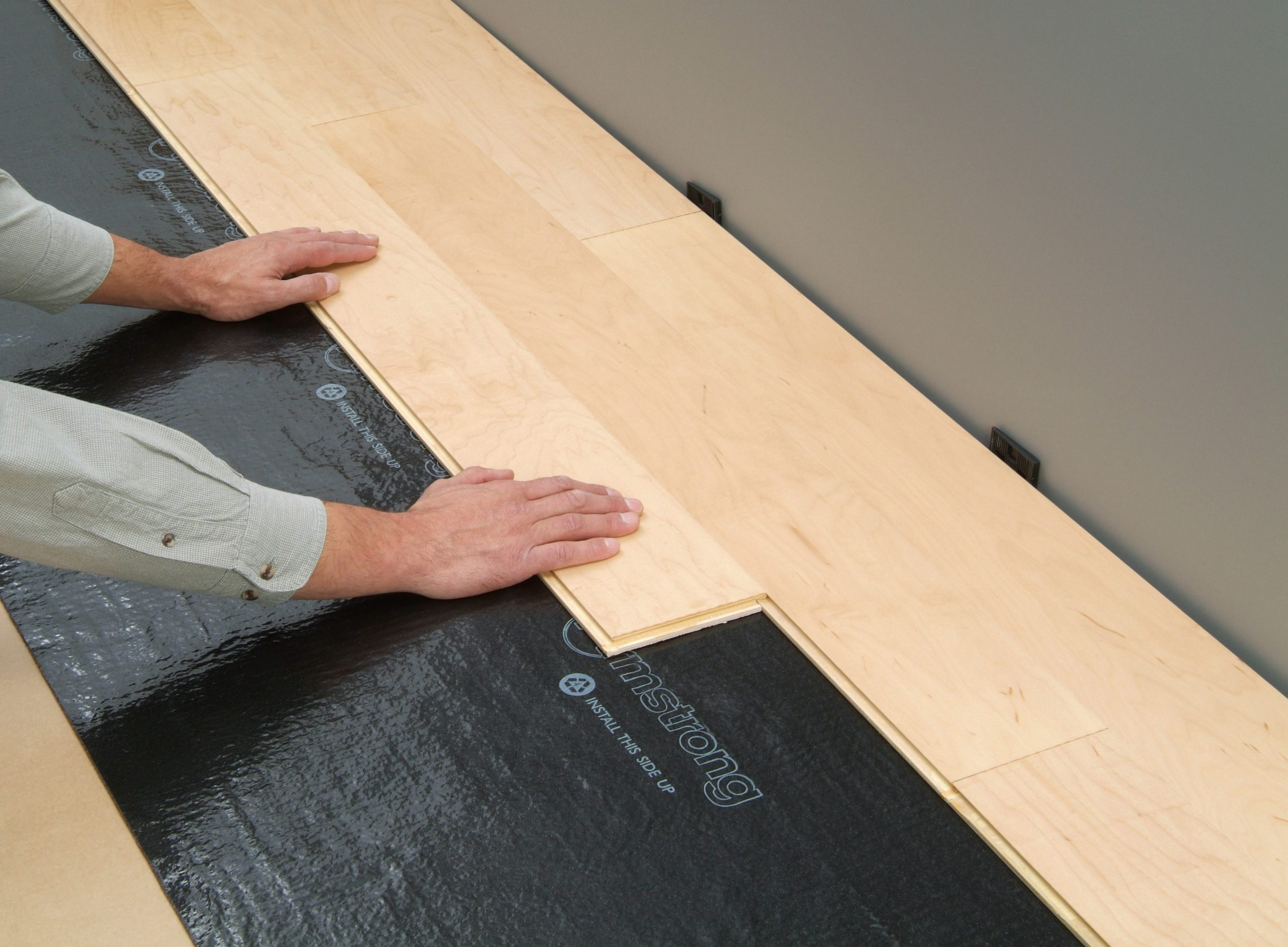 Hardwood Floor Installation in Tinley Park