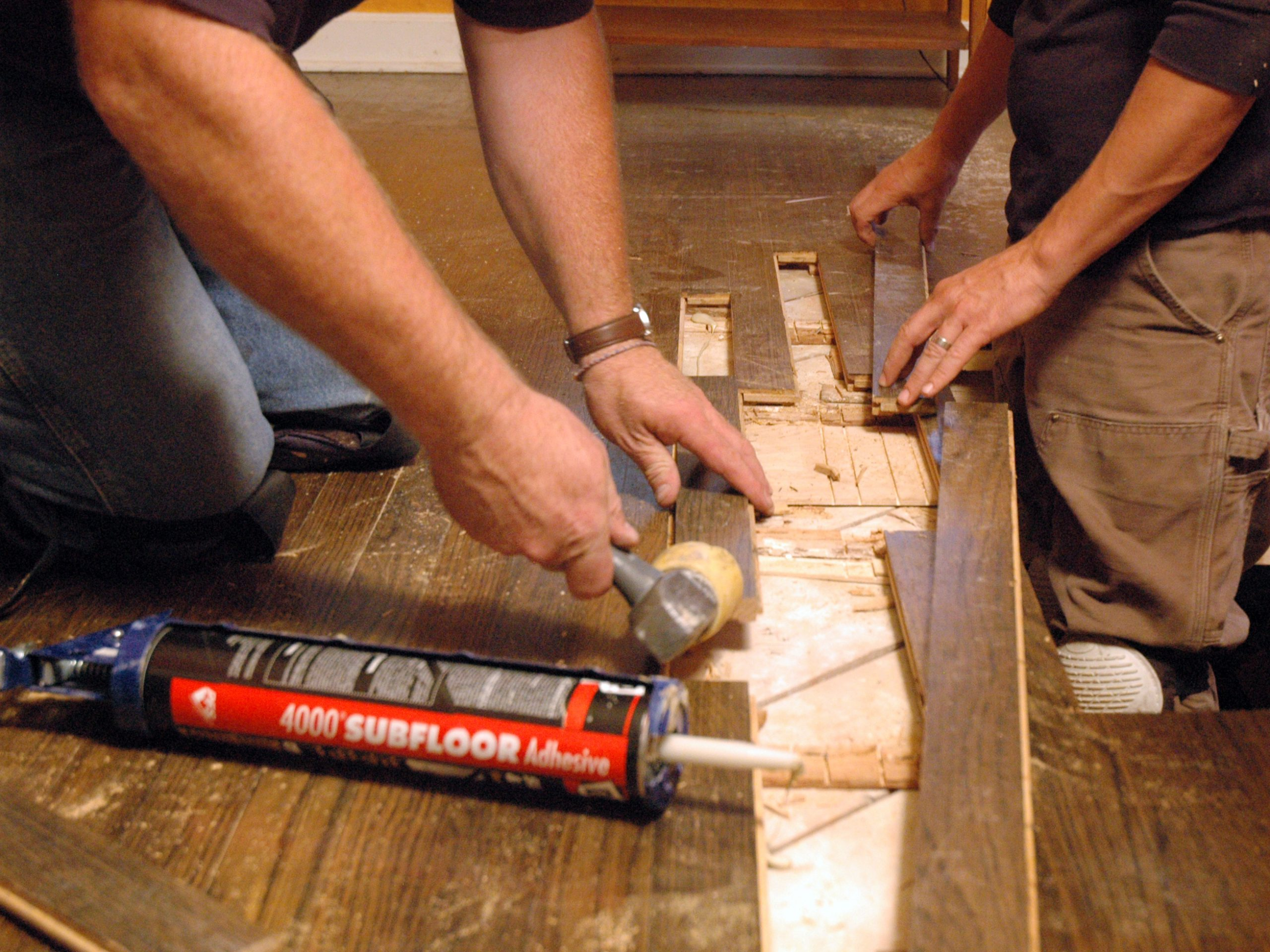 Hardwood Flooring in Tinley Park